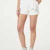 Shorts with belt FA0405T419410701