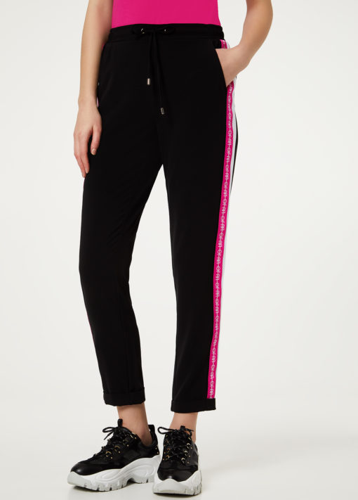 Trousers with logo TA0029T842322222