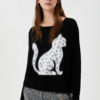 Jumpers. Jumper with inlay MF0085MA14GT9162