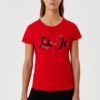 T-shirt with logo Red TF0063J0088T9435
