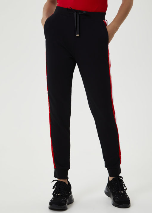 Joggings with stripes TF0142F0576B3833